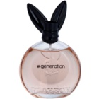 Playboy Generation Eau de Toilette für Damen 90 ml