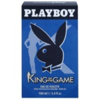Playboy King Of The Game eau de toilette férfiaknak 100 ml