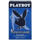 Playboy King Of The Game woda toaletowa dla mężczyzn 100 ml