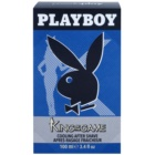 Playboy King Of The Game Aftershave lotion  voor Mannen 100 ml