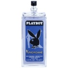 Playboy King Of The Game Deo mit Zerstäuber für Herren 75 ml