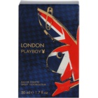 Playboy London Eau de Toilette voor Mannen 50 ml