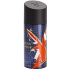 Playboy London deospray per uomo 150 ml