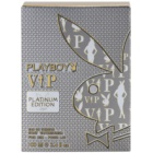 Playboy VIP Platinum Edition Eau de Toilette for Men 100 ml