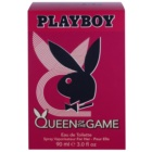 Playboy Queen Of The Game Eau de Toilette for Women 90 ml