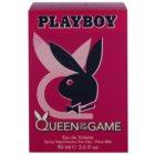 Playboy Queen Of The Game toaletná voda pre ženy 90 ml