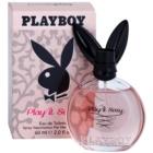 Playboy Play It Sexy eau de toilette pentru femei 60 ml