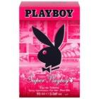 Playboy Super Playboy for Her Eau de Toilette Damen 90 ml