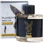 Playboy VIP Black Edition After Shave für Herren 100 ml