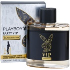 Playboy VIP Black Edition After Shave Lotion for Men 100 ml
