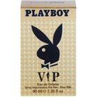 Playboy VIP eau de toilette pour femme 40 ml