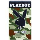 Playboy Play it Wild Eau de Toilette voor Mannen 100 ml
