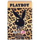 Playboy Play it Wild Eau de Toilette voor Vrouwen  90 ml