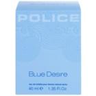 Police Blue Desire Eau de Toilette for Women 40 ml