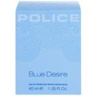 Police Blue Desire eau de toilette nőknek 40 ml