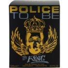 Police To Be The King woda toaletowa dla mężczyzn 125 ml