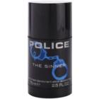 Police The Sinner deostick pre mužov 75 ml