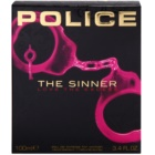 Police The Sinner eau de toilette per donna 100 ml