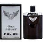Police Silver Wings eau de toilette per uomo 100 ml