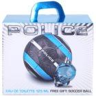 Police To Be zestaw upominkowy I.