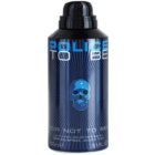 Police To Be Deo Spray voor Mannen 150 ml