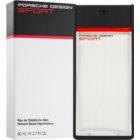 Porsche Design Sport туалетна вода для чоловіків 80 мл