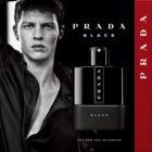 Prada Luna Rossa Black eau de parfum pentru barbati 100 ml