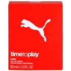 Puma Time To Play Eau de Toilette für Herren 60 ml