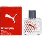 Puma Time To Play eau de toilette para hombre 40 ml