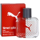 Puma Time To Play Eau de Toillete για άνδρες 40 μλ