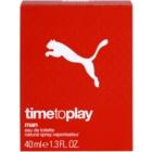 Puma Time To Play Eau de Toilette für Herren 40 ml