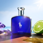 Ralph Lauren Polo Blue eau de parfum férfiaknak 75 ml