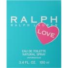 Ralph Lauren Love Eau de Toilette für Damen 100 ml