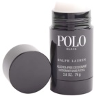 Ralph Lauren Polo Black Deodorant Stick voor Mannen 75 ml
