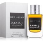 Rania J. Oud Assam Eau de Parfum unissexo 50 ml