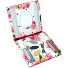 Rasasi Daala Al Banat Amani eau de parfum para mujer 50 ml + sombra de ojos + delineador de ojos líquido + brillo de labios
