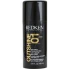 Redken Shine Brillance leite suavizante  para cabelos crespos e inflexíveis