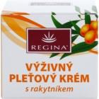 Regina Sea Buckthorn nährende Creme für normale und trockene Haut