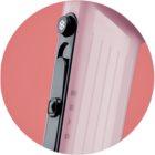 Remington Bombshell  Pink Retro DC4110OP fén na vlasy