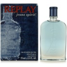 Replay Jeans Spirit! For Him eau de toilette férfiaknak 75 ml