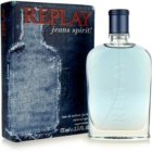 Replay Jeans Spirit! For Him Eau de Toilette for Men 75 ml