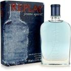Replay Jeans Spirit! For Him toaletná voda pre mužov 75 ml