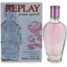 Replay Jeans Spirit! For Her Eau de Toilette Für Damen 40 ml