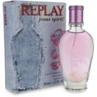 Replay Jeans Spirit! For Her eau de toilette pour femme 40 ml