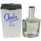 Revlon Charlie Silver Eau de Toilette für Damen 100 ml