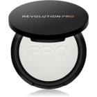 Revolution PRO Pressed Finishing Powder poudre compacte transparente