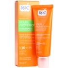 RoC Soleil Protect матуючий флюїд для засмаги SPF 30