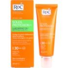 RoC Soleil Protect zmatňujúci fluid na opaľovanie SPF 30