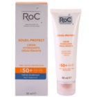RoC Soleil Protect protetor solar hidratante SPF 50+