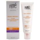 RoC Soleil Protexion+ Lichte Beschermende Fluid tegen Donkere Vlekken  SPF 50+
